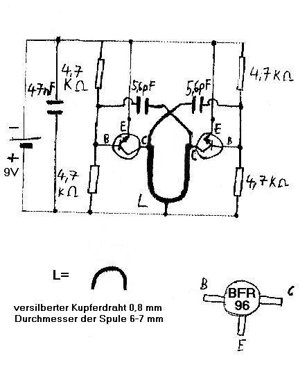 Mikrowellensender 2: Eine Bauanleitung