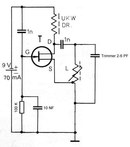 RF-Generator 175 MHz 40 Watt
