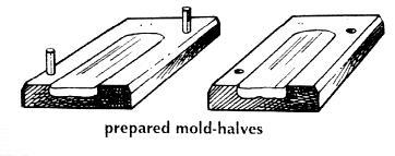 schlüssel gießen metall
